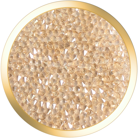 Golden Shadow_Crystal_Front