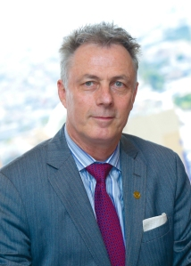 Laurent A. Voivenel, Senior Vice President, Operations and Development for the Middle East, Africa and India, Swiss-Belhotel International