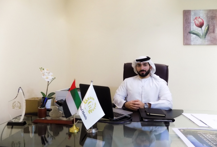 Mr. Abdulla Al Abdulla, Chief Operating Officer (C.O.O.) for Central Hotels