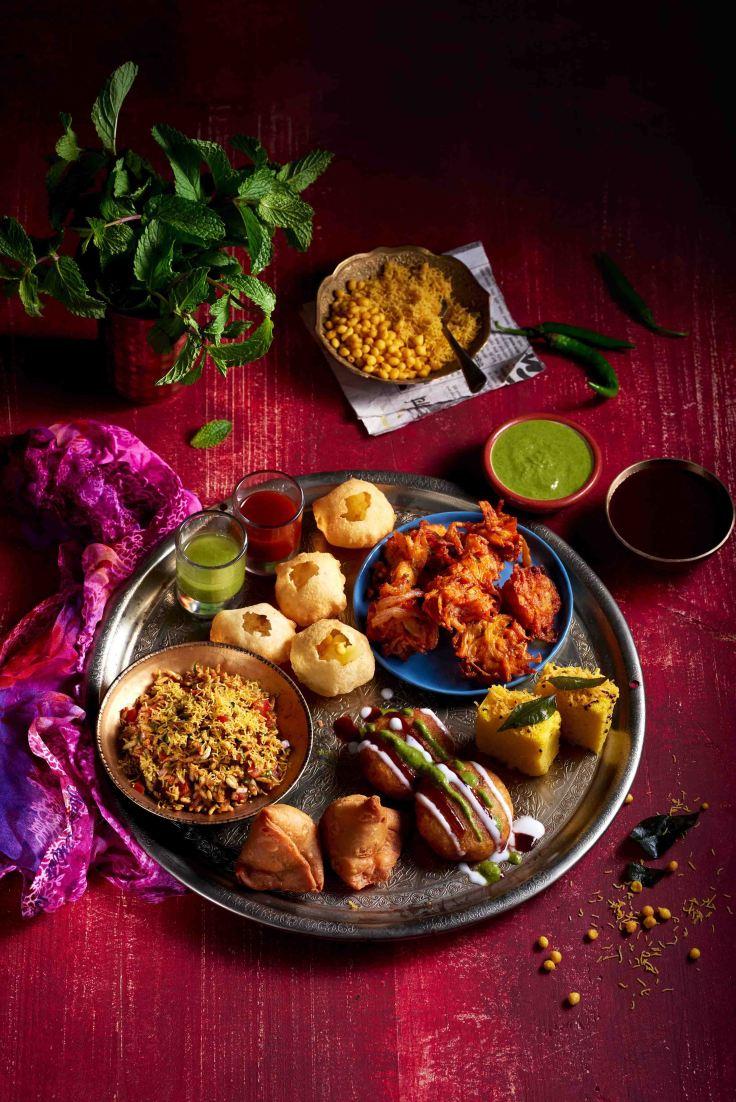 4. Zafran Appetizers - Chaat Platter.jpg