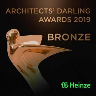 Architects Darling 2019 - Bronze Award (Photo -- AETOSWire)_1576654506
