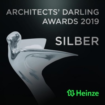 Architects Darling 2019 - Silver Award (Photo -- AETOSWire)_1576654506