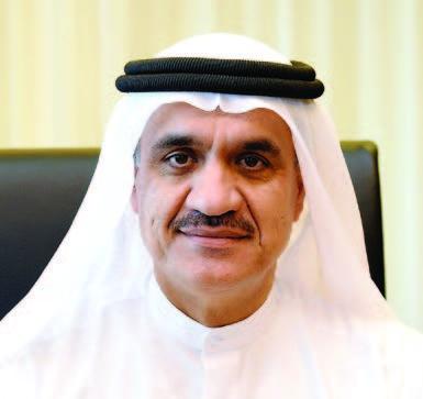 أحمد جلفار، مدير عام هيئة تنمية المجتمع في دبي
