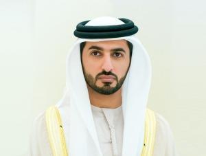 الشيخ راشد بن حميد النعيمي رئيس اتحاد الإمارات لكرة القدم
