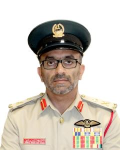 اللواء طيار احمد بن ثاني - مساعد القائد العام لشؤون المنافذ