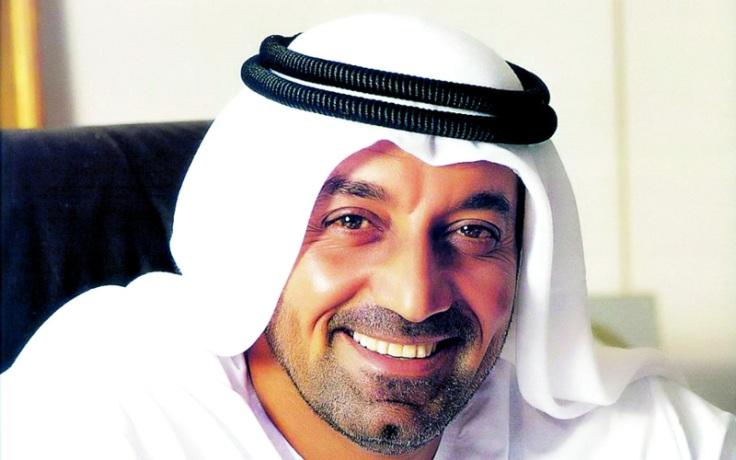 سمو الشيخ احمد بن سعيد ال مكتوم