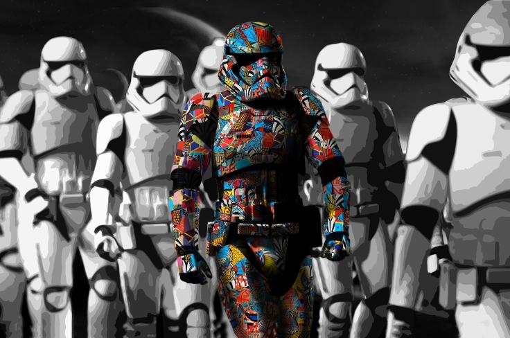 Stormtrooper- A4
