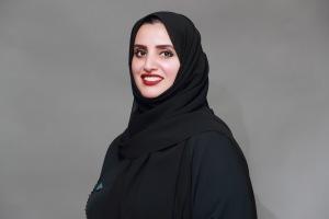 سعادة الدكتورة عائشة بنت بطي بن بشر مدير عام دبي الذكية